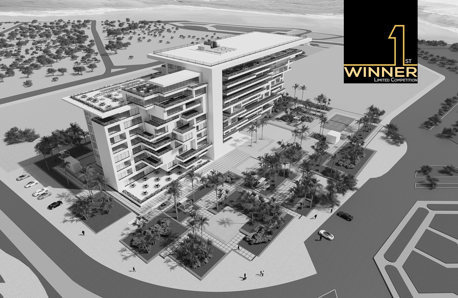 Kish Residential Competition 2017