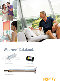 pdf catalog Somfy Wirefree Databook