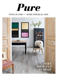 pdf catalog Pure Vinyl Planks