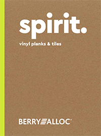 pdf catalog Spirit Vinyl Planks