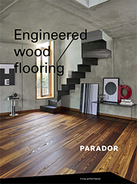 pdf catalog Parador Parkett