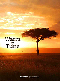 pdf catalog Warm Tune