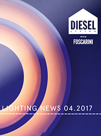 pdf catalog Diesel Foscarini Light News