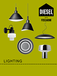 pdf catalog Diesel Foscarini Pocket