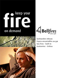 pdf catalog Modern Gas Bellfires