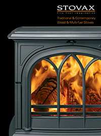 pdf catalog Woodburning Stoves