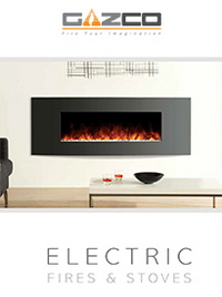 pdf catalog Gazco Electric