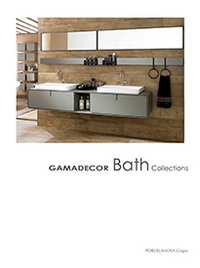 pdf catalog Gamadecor Bath Collection
