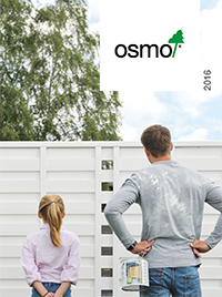 pdf catalog Osmo Finishes Exterior