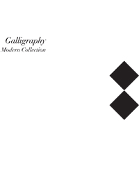 pdf catalog Calligraphy Collection
