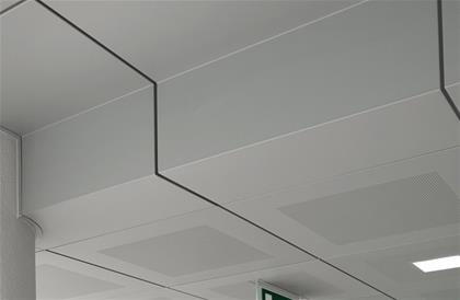Ceiling Vektron Clip-in