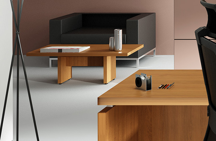 Timber Desks