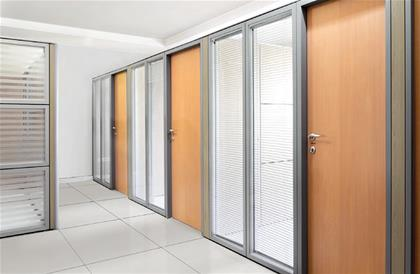 Double Sided Partition