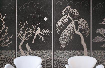 Decor Inlay Black