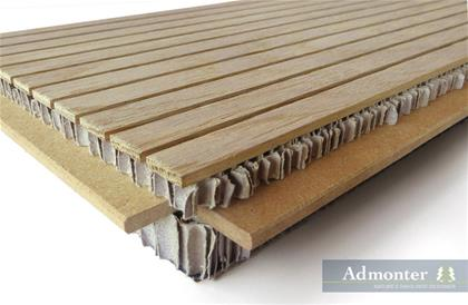 Admonter Acoustic Structure