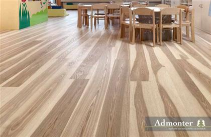 Admonter Floors Ash Olive