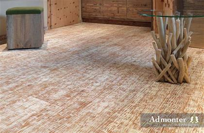 Admonter Floors Larch Aged White