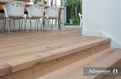 Admonter Stairs Oak Stone