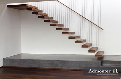 Admonter Stairs Robinia Dark