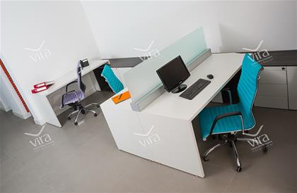 Emploee Desk Unit Plus
