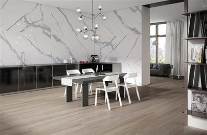 Statuario White Polished