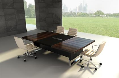 Linea Uno Conference Table