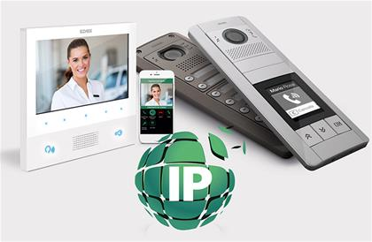 Vimar IP video door entry system