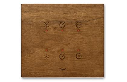 Eikon Tactil Plate 3m Wood