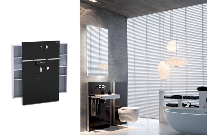 Geberit Monolith Sanitary Wall Hung