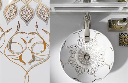 Persia Artist Edition Sink