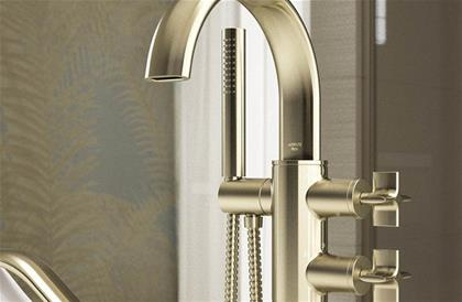 Baia Thermostatic Shower