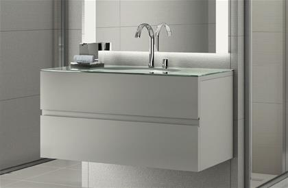 Furniture for Single Under-Counter Washbasin