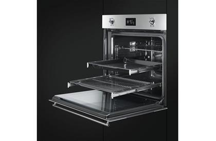 Classic Silver Oven SFP6390XE