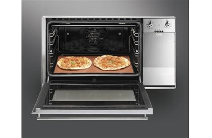Classic Silver Oven Toaster SE995XT