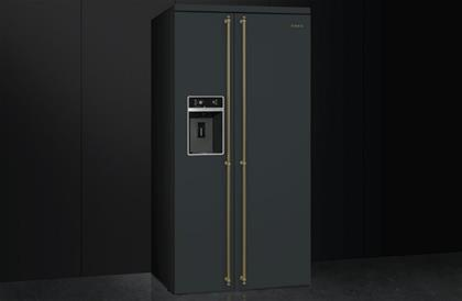 Coloniale Side by Side Refrigerator SBS8004AO