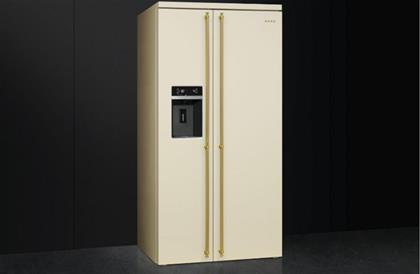 Coloniale Side by Side Refrigerator SBS8004P