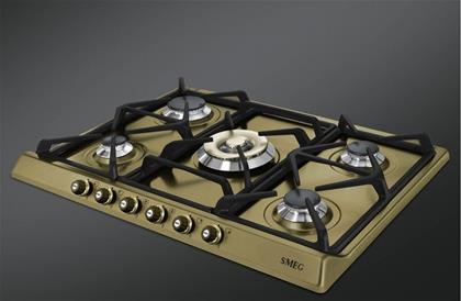 Cortina Gas Hob SR775OT