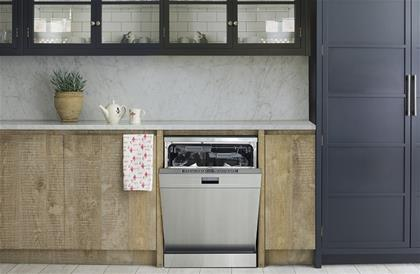 Smeg Dishwasher LVS533XIN