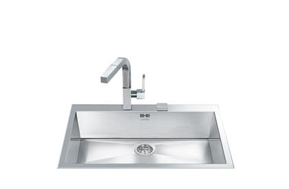 Smeg Sink VQ72RS 2