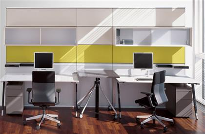 Partitioning  Screens  W3 Wall-To-Wall