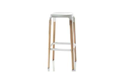 Seating  Steelwood Stool