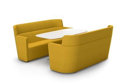 Seating  PARCS Wing Sofa