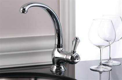 Morgan Suite sink mixer
