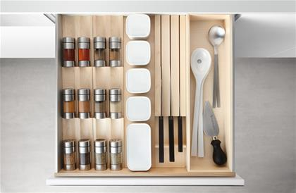 Drawer & Pull-Out Inserts