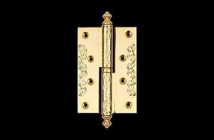 Embroidered Hinges