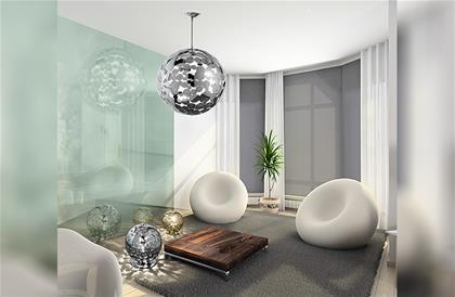 Indoor Decorative Classic Bubbles