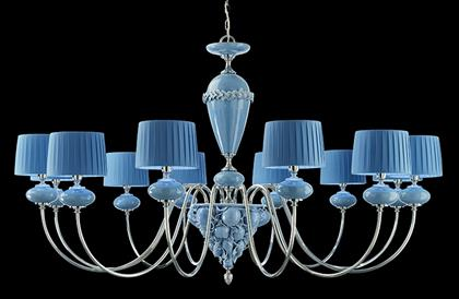 Indoor Decorative Classic Frutti Blue